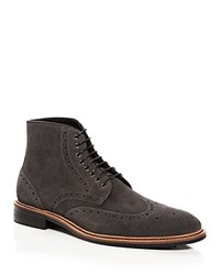 Gordon Rush Stafford Boots Dark Grey