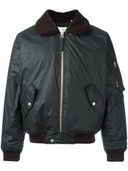 Our Legacy Flight Jacket Black