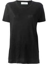 Iro Loose Fit T Shirt Black