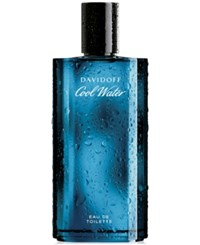 Davidoff Cool Water Eau De Toilette Spray For Him 4.2 Oz.