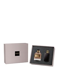 Valentino Uomo Eau De Toilette Gift Set No Color