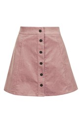 Glamorous Button Down Skirt By Pink