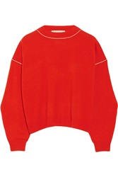 Stella Mccartney Cashmere Sweater Red