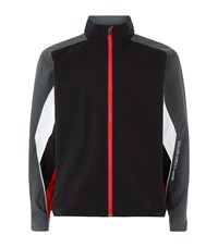 Galvin Green Aston Lightweight Weatherproof Jacket Male Black