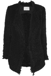 Iro Campbell Boucle Jacket Black