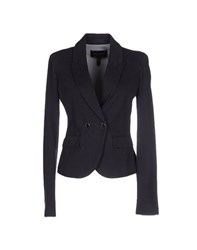 Armani Jeans Suits And Jackets Blazers Women Dark Blue