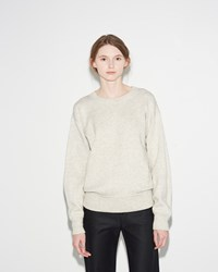 Etoile Isabel Marant Benton Knit Pullover Light Grey