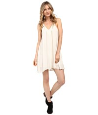 O'neill Deidra Dress Naked Women's Dress Beige