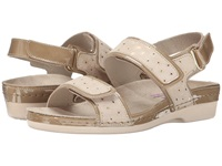 Helle Comfort Talora Beige Dot Metal Women's Shoes Neutral