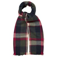 Oasis Check Scarf Multi
