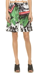 Clover Canyon Nature's Divide Shorts Multi