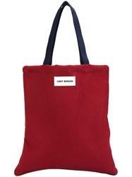 Umit Benan Shopper Tote Red