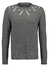 Religion Bravery Jumper Charcoal Anthracite