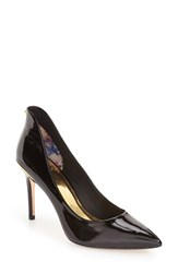 Ted Baker Women's London 'Saviy' Leather Pump 3 1 2 Heel