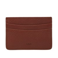 A.P.C. Andre Cardholder Brown