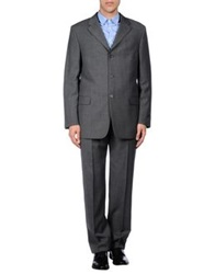 Pull Pal Zileri Suits Grey