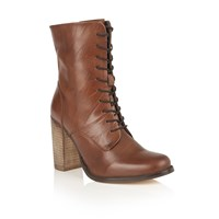 Ravel Randal Ankle Boots Brown