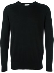 Paul And Joe Crew Neck Pullover Black