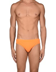 Dondup Bikini Bottoms Orange