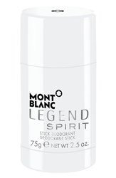 Montblanc 'Legend Spirit' Deodorant Stick No Color