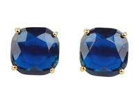 Kate Spade Small Square Studs Navy Earring