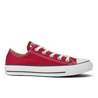 Converse Unisex Chuck Taylor All Star Ox Canvas Trainers Red