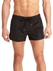 Diesel Revy Reversible Swim Shorts Turquoise Black