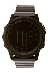 Garmin 'Fenix 3' Gps Multisport Training Watch 51Mm Black