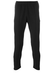 Versace Tapered Sports Trousers Black