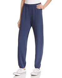 Wildfox Couture Knox Sweatpants After Midnight Blue