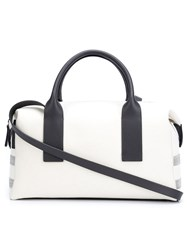 Brunello Cucinelli 'Monili' Tote White