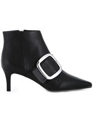 Senso 'Vessie I' Ankle Boots Black