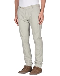 Berwich Casual Pants Light Grey