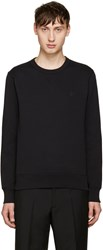 Burberry Black Colesden Core Sweatshirt