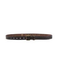 Htc Belts Dark Brown