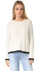 Velvet Joan Sweater Milk