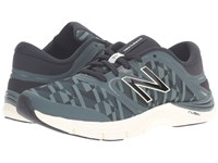 New Balance Wx711v2 Grove Graphic Women's Cross Training Shoes Black