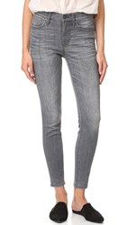 Madewell High Riser New Grey Jeans Shaw