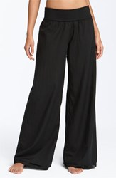 Women's Hard Tail Voile Pants Black