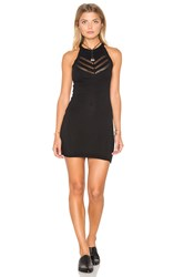 Rvca Remily Dress Black