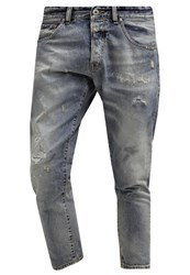 Jack And Jones Jack And Jones Jjifrank Jjleen Relaxed Fit Jeans Blue Denim