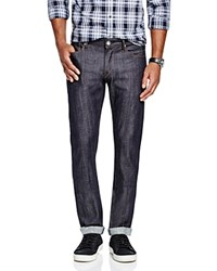 3X1 Selvedge Straight Fit Jeans In Raw