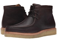 Clarks Beckery Hike Dark Brown Leather Men's Shoes