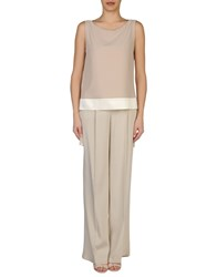 Blumarine Suits And Jackets Outfits Women Ivory