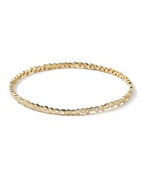 Starlet 18K Gold Diamond Bangle Ippolita
