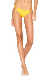 Indah Sasa Criss Cross Bottoms Yellow
