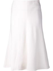 Zeus Dione 'Althea' Skirt White