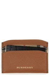 Burberry Women's 'Izzy' Calfskin Leather Card Holder