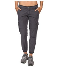 Prana Kadri Pants Coal Women's Casual Pants Gray