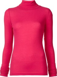 Thomas Wylde 'Wisdom' Top Pink Purple
